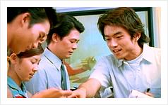 地球村日語老師